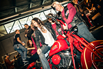 EICMA 2013 #66 - Steven Tyler and Dirico