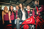 EICMA 2013 #69 - Steven Tyler and Dirico