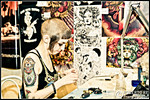 Milano Tattoo Convention 2013 #6