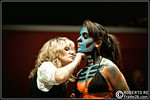 Milano Tattoo Convention 2013 #55 - Body Painting