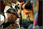 Milano Tattoo Convention 2013 #64 - Body Painting