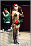 Milano Tattoo Convention 2013 #67 - Body Painting