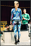 Milano Tattoo Convention 2013 #68 - Body Painting
