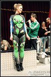 Milano Tattoo Convention 2013 #69 - Body Painting
