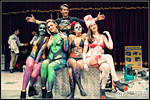 Milano Tattoo Convention 2013 #79 - Body Painting