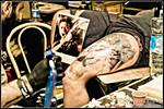 Milano Tattoo Convention 2013 #84